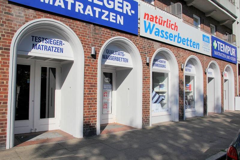 natürlich Wasserbetten Filiale Hamburg Impressionen Abbildung 01