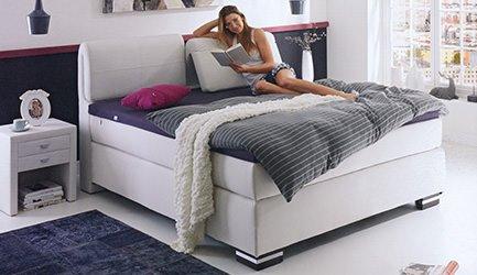 boxspringbett ratgeber vorteile fragen beantwortet boxspringbett ratgeber ihre fragen. Black Bedroom Furniture Sets. Home Design Ideas