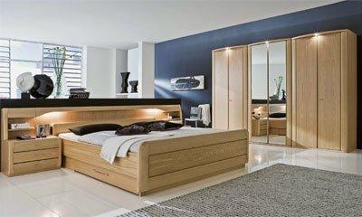 Dekor Senioren Schlafzimmer