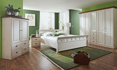 Kiefer massiv Schlafzimmer