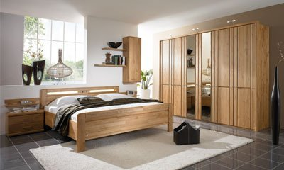 Massivholz Schlafzimmer