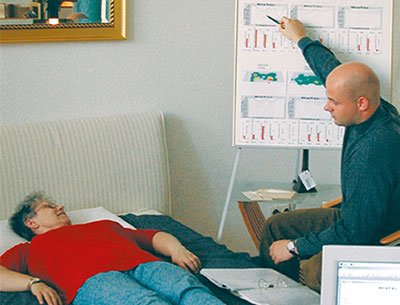 Kompetenz-Zentrum Liegediagnostik