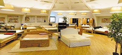 Riesenauswahl an Wasserbetten, Matratzen, Testsieger-Matratzen, Lattenrahmen, Gestellen und Schlafzimmern
