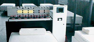 "Computer-Vermessung, Liegediagnostik ""SILWA"" seit 2002"