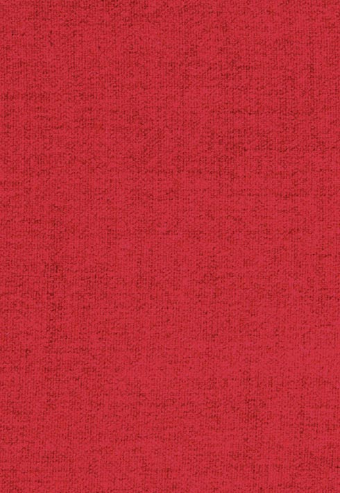 Stoff Alpina Red