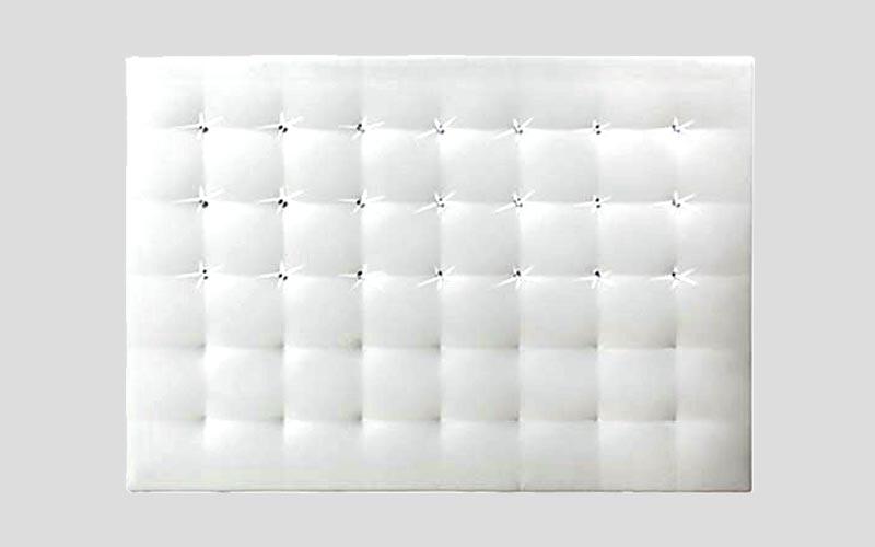 Wandpaneel Sogno XL swarovski, gepolstert
